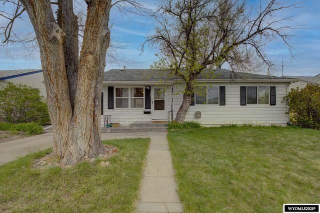 252 S Socony Place, Casper, WY 82609 (MLS #20212436) :: Real Estate Leaders