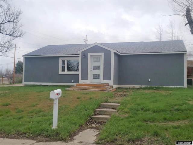 131 N 8th Street, Douglas, WY 82633 (MLS #20212441) :: RE/MAX Horizon Realty