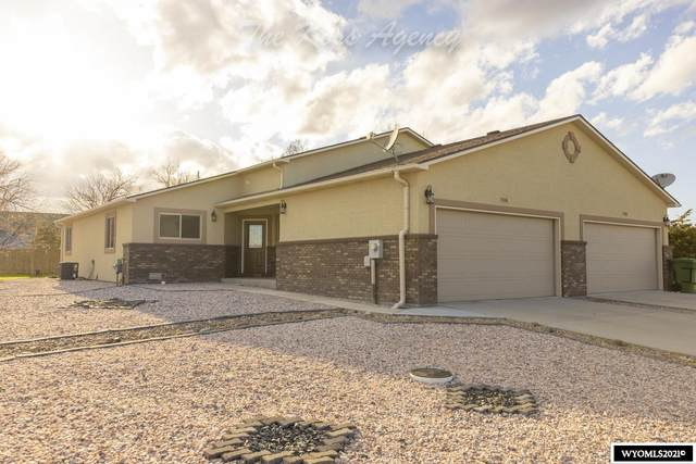 706 S Windriver Drive, Douglas, WY 82633 (MLS #20212475) :: RE/MAX Horizon Realty
