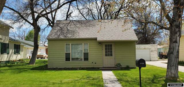 1112 Culbertson Avenue, Worland, WY 82401 (MLS #20212484) :: RE/MAX Horizon Realty