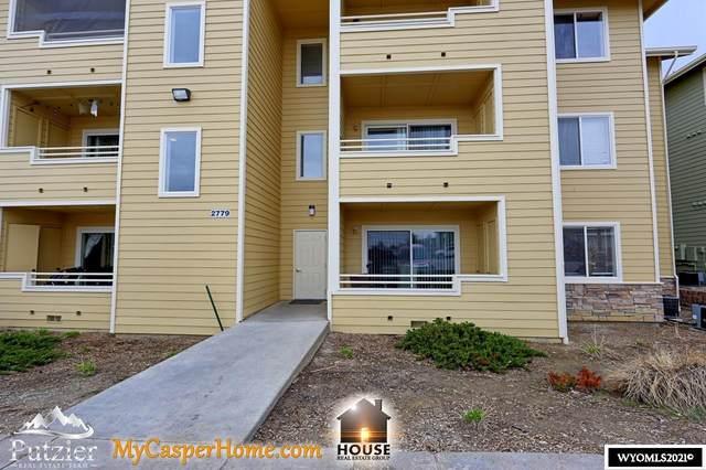 2779 E 15th #305 Street, Casper, WY 82609 (MLS #20212485) :: RE/MAX Horizon Realty