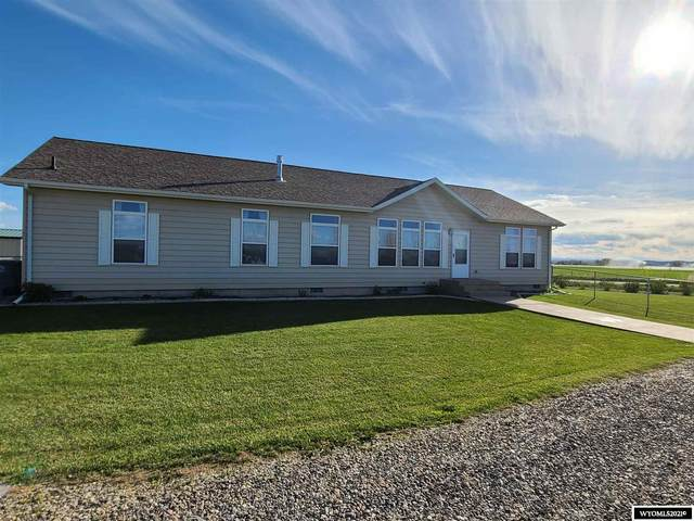 1559 Road 13, Worland, WY 82401 (MLS #20212490) :: RE/MAX Horizon Realty
