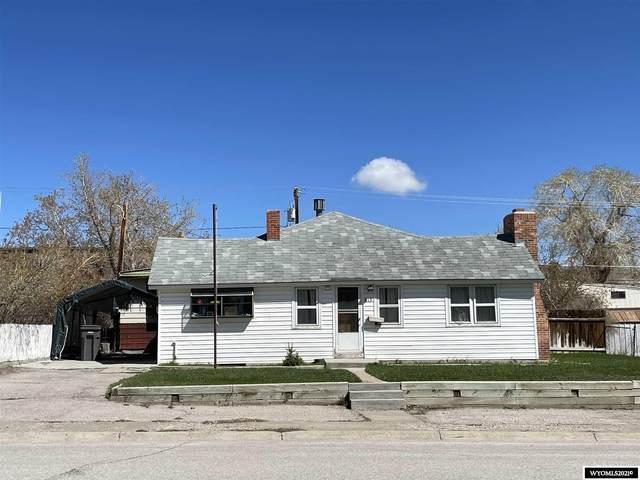 813 W Pine Street, Rawlins, WY 82301 (MLS #20212499) :: Broker One Real Estate
