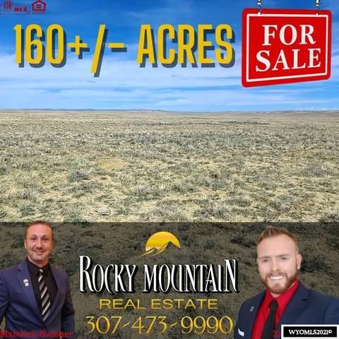 Jawbone Ranch, Rawlins, WY 82336 (MLS #20212507) :: Broker One Real Estate