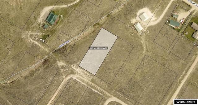 Lots 1-12 Block 119, Encampment, WY 82325 (MLS #20212509) :: RE/MAX Horizon Realty