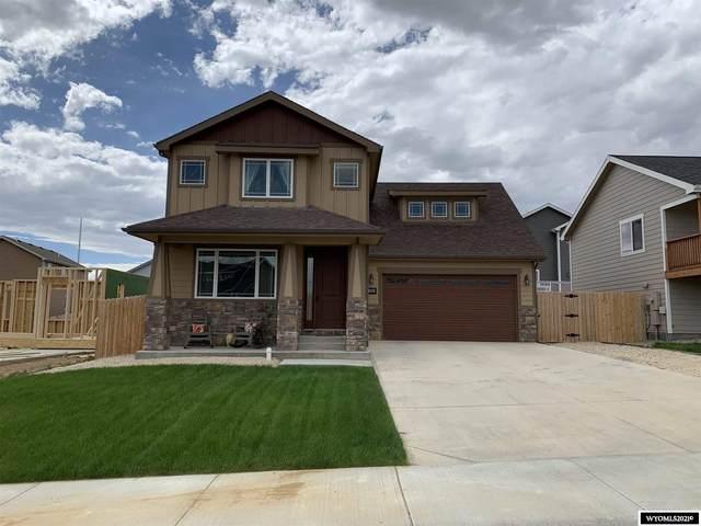 906 Dusty Terrace, Mills, WY 82604 (MLS #20212516) :: Broker One Real Estate