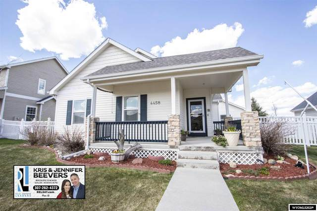 4458 E 21st Street, Casper, WY 82609 (MLS #20212517) :: RE/MAX Horizon Realty