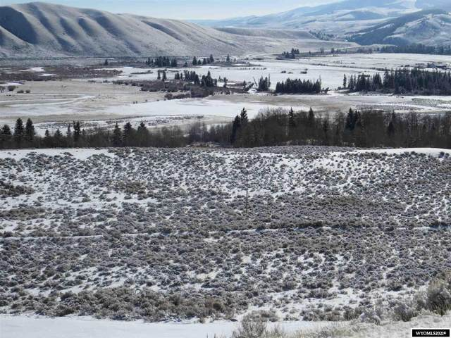 Lot 2 Aspen Springs Subdivision Highway, Dubois, WY 82513 (MLS #20212528) :: RE/MAX The Group