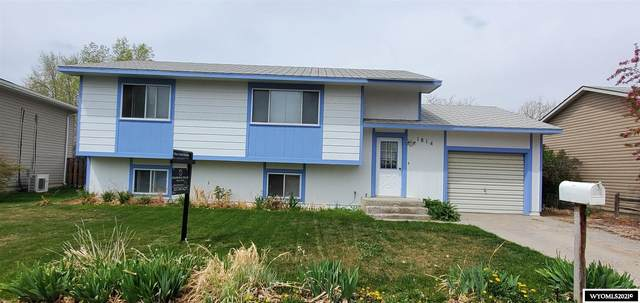 1814 Crimson Street, Worland, WY 82401 (MLS #20212535) :: RE/MAX Horizon Realty