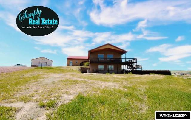 5856 Lariat Loop, Torrington, WY 82240 (MLS #20212538) :: RE/MAX Horizon Realty