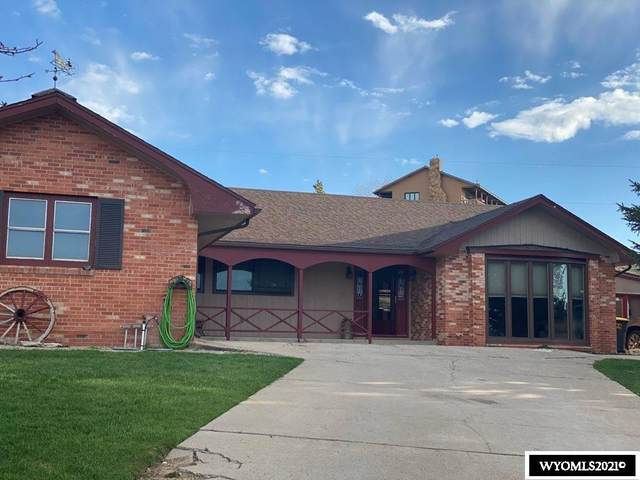 2115 Happy Hollow, Rawlins, WY 82301 (MLS #20212541) :: RE/MAX Horizon Realty
