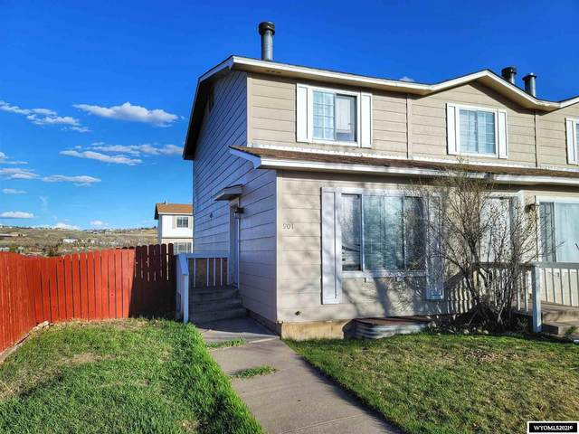 901 8th Street, Evanston, WY 82930 (MLS #20212543) :: RE/MAX Horizon Realty