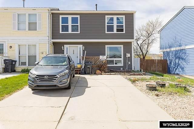 2016 Arthur Avenue, Rock Springs, WY 82901 (MLS #20212550) :: Broker One Real Estate