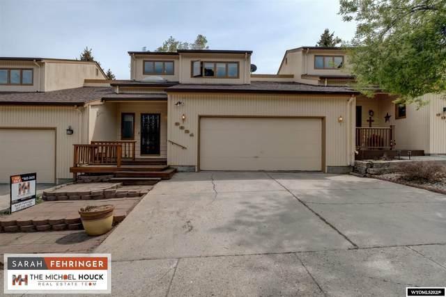 3821 E 14th Street, Casper, WY 82609 (MLS #20212551) :: RE/MAX Horizon Realty