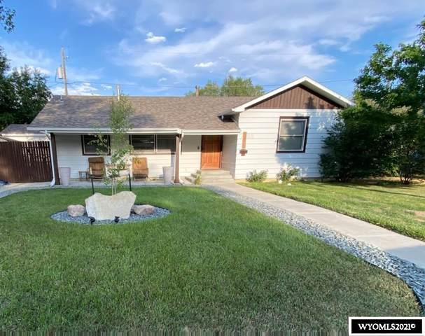1425 Holly, Casper, WY 82604 (MLS #20212554) :: RE/MAX Horizon Realty