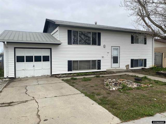 448 Albany, Evansville, WY 82636 (MLS #20212556) :: RE/MAX Horizon Realty