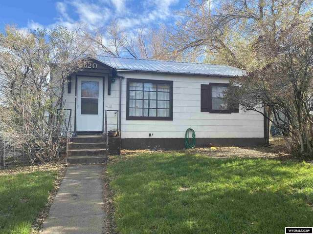 620 E Murray Street, Rawlins, WY 82301 (MLS #20212557) :: RE/MAX Horizon Realty