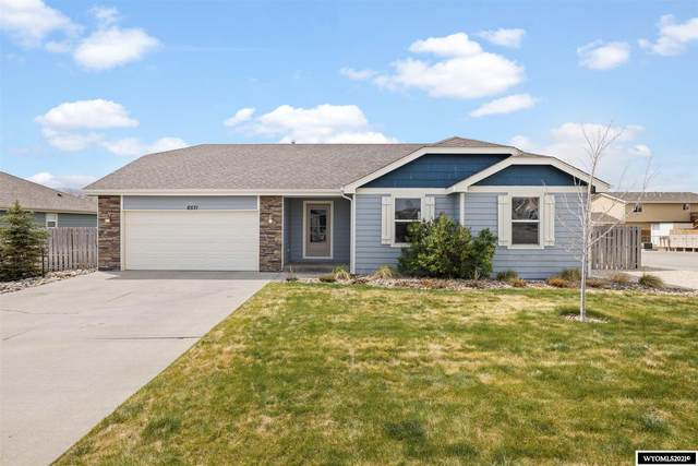 6571 South Springs Road, Casper, WY 82604 (MLS #20212565) :: RE/MAX The Group