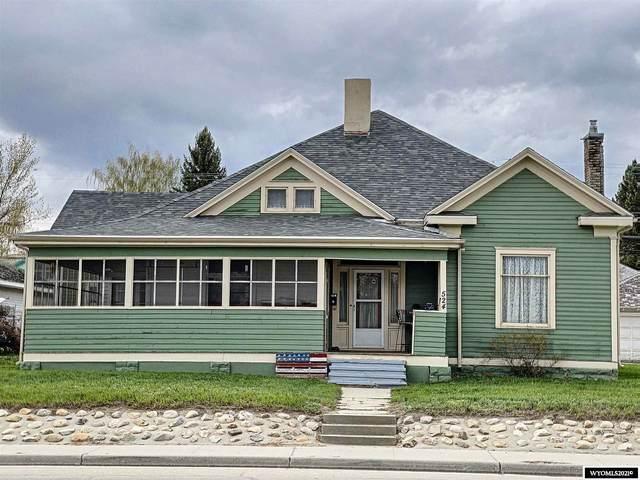 524 N Main Street, Buffalo, WY 82834 (MLS #20212570) :: Broker One Real Estate