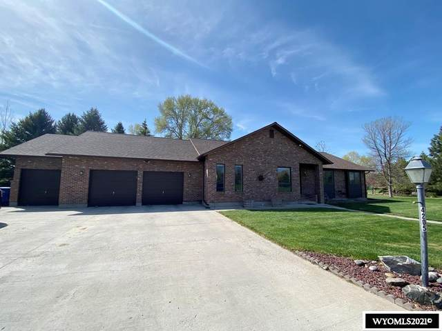 4205 Cypress Point, Riverton, WY 82501 (MLS #20212580) :: RE/MAX Horizon Realty