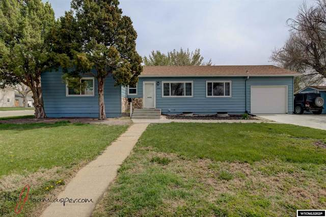 2405 Bellaire, Casper, WY 82604 (MLS #20212586) :: RE/MAX The Group