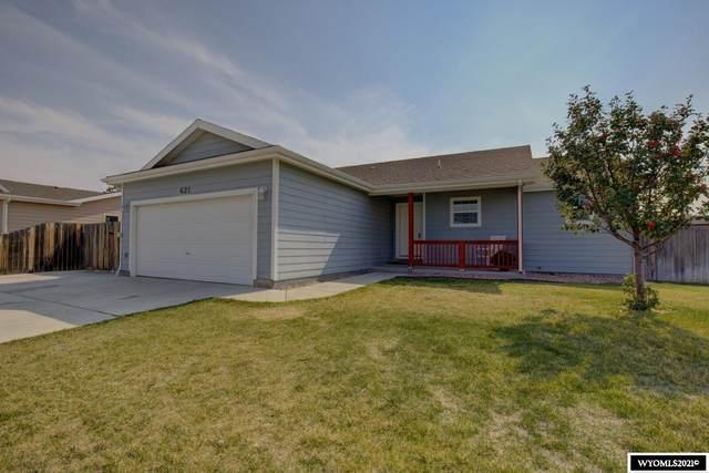 621 Eagle Circle, Evansville, WY 82636 (MLS #20212596) :: Broker One Real Estate