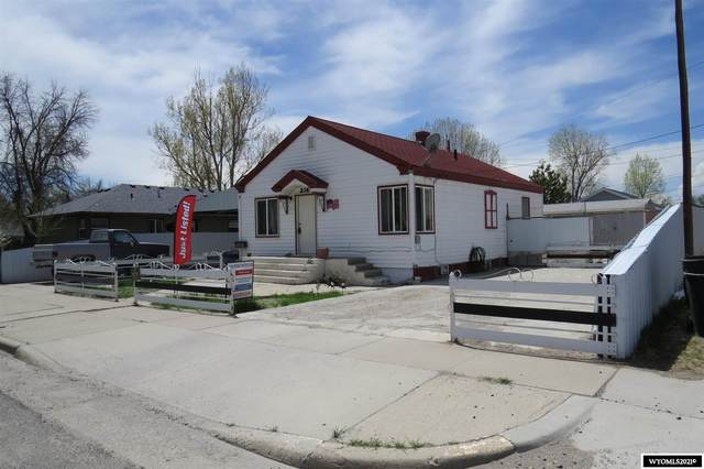 214 S 2nd East Street, Riverton, WY 82501 (MLS #20212598) :: RE/MAX The Group
