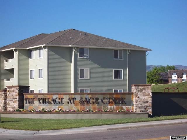 2779 E 15th #308 Street, Casper, WY 82609 (MLS #20212611) :: Broker One Real Estate