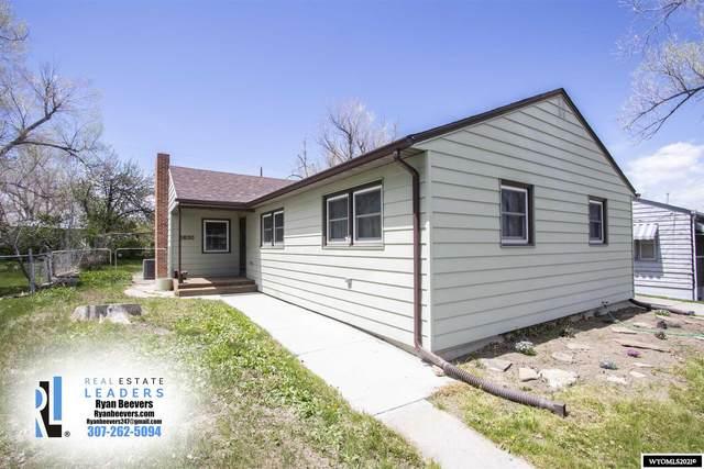 1630 S Melrose Street, Casper, WY 82601 (MLS #20212628) :: RE/MAX The Group