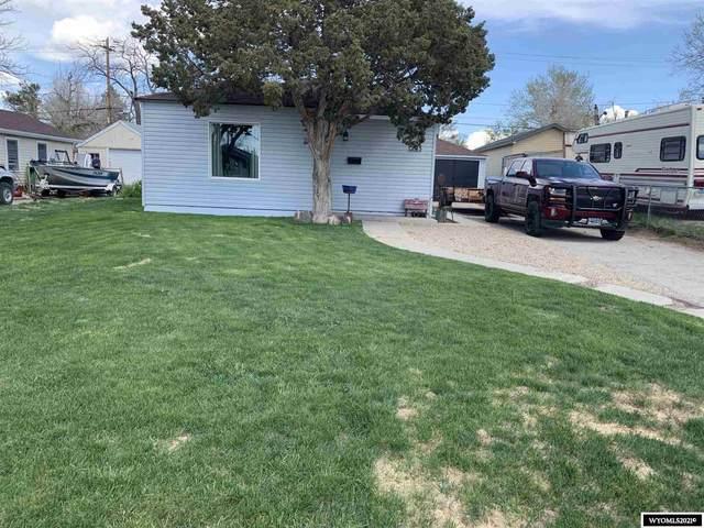 235 N Lowell Street, Casper, WY 82601 (MLS #20212631) :: Broker One Real Estate