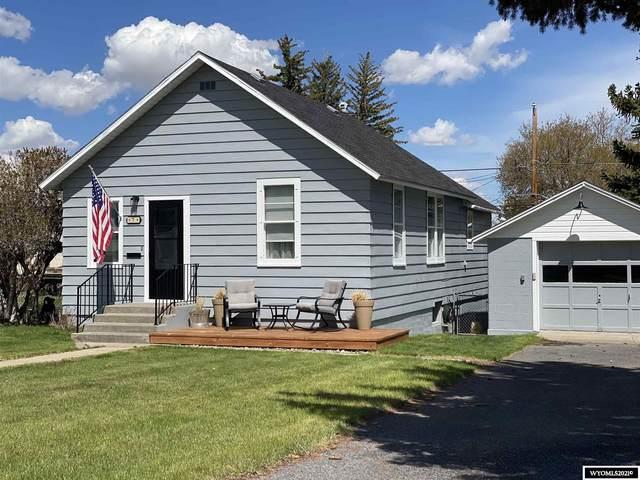 929 13th Street, Rawlins, WY 82301 (MLS #20212635) :: Broker One Real Estate