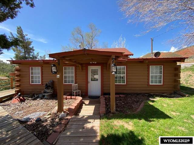 72 Squaw Creek Court, Lander, WY 82520 (MLS #20212644) :: Broker One Real Estate