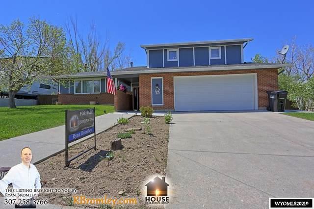 2212 Linda Vista Drive, Casper, WY 82609 (MLS #20212649) :: Broker One Real Estate