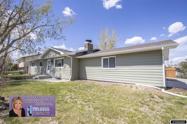 55 Lilac, Casper, WY 82604 (MLS #20212654) :: RE/MAX The Group