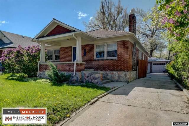 115 E 13th, Casper, WY 82601 (MLS #20212659) :: Broker One Real Estate