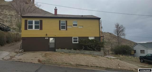 344 N 5th West Street, Green River, WY 82935 (MLS #20212661) :: Real Estate Leaders