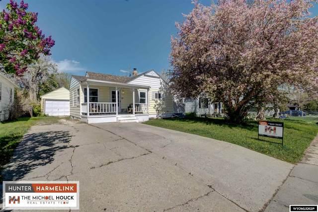 1926 Chestnut, Casper, WY 82601 (MLS #20212678) :: Broker One Real Estate