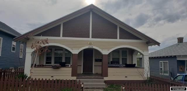 1028 S Walnut Street, Casper, WY 82601 (MLS #20212681) :: RE/MAX Horizon Realty