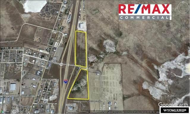 Lot 2 Howard Street, Casper, WY 82601 (MLS #20212684) :: Real Estate Leaders