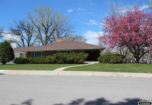 350 N 7th Street, Douglas, WY 82633 (MLS #20212699) :: Broker One Real Estate