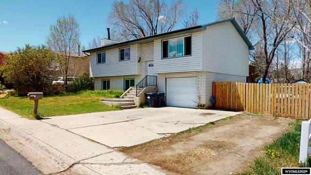 3714 Madison, Rock Springs, WY 82901 (MLS #20212701) :: Broker One Real Estate
