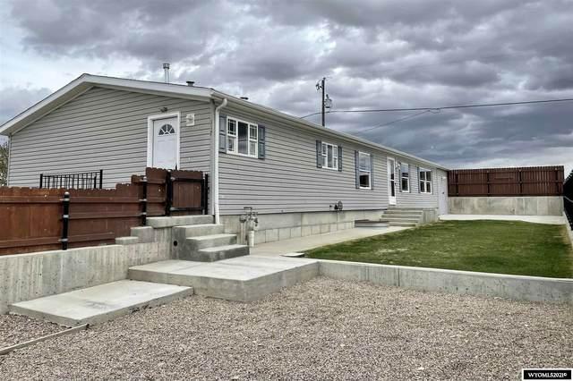 317 Pinion Street Street, Rock Springs, WY 82901 (MLS #20212703) :: Broker One Real Estate