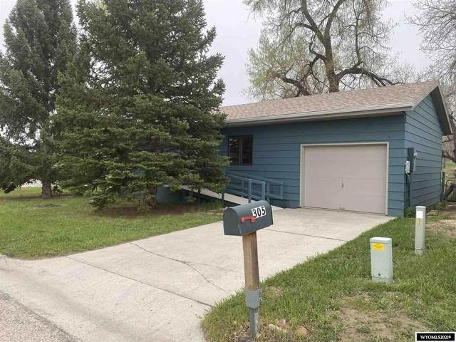 305 Conrad Street, Buffalo, WY 82834 (MLS #20212709) :: Lisa Burridge & Associates Real Estate