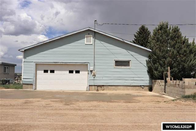 2736 Renauna, Casper, WY 82601 (MLS #20212722) :: Lisa Burridge & Associates Real Estate