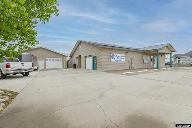 3953 Legion Lane, Casper, WY 82609 (MLS #20212740) :: Broker One Real Estate