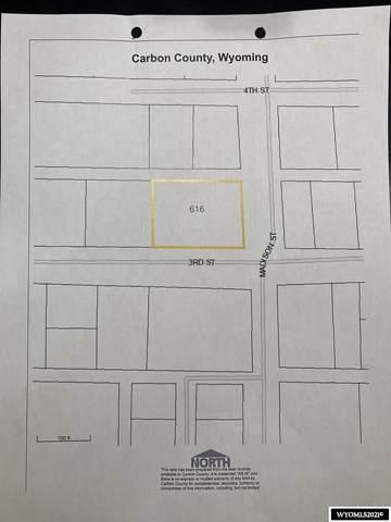 616 3rd, Hanna, WY 82601 (MLS #20212743) :: Lisa Burridge & Associates Real Estate