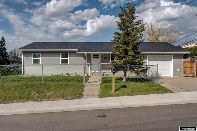 1704 Eastbrook Avenue, Casper, WY 82601 (MLS #20212744) :: Broker One Real Estate