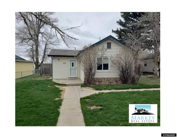 105 N Clark, Hanna, WY 82327 (MLS #20212748) :: Broker One Real Estate