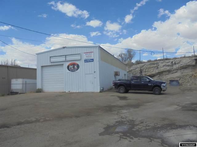 980 Elk Street, Rock Springs, WY 82901 (MLS #20212749) :: RE/MAX The Group