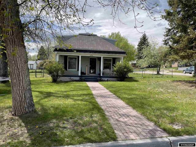 286 S Wyoming Avenue, Buffalo, WY 82834 (MLS #20212770) :: RE/MAX The Group